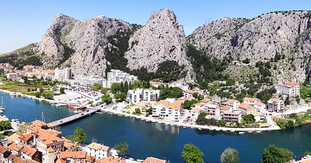 BlueCay Boat Transfer Split Airport Omis Cetina Kanyon