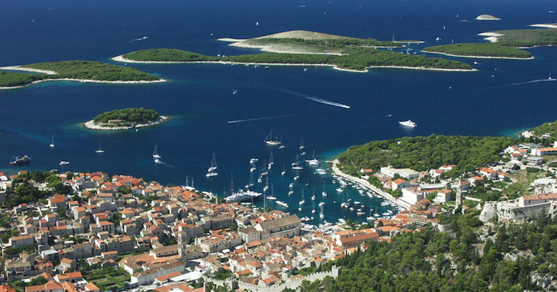 BlueCay Boat Transfer Service Hvar Pakleni Islands