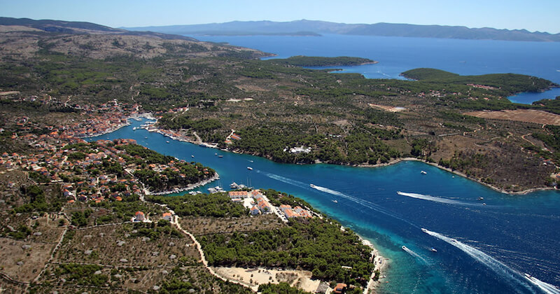 BlueCay Boat Transfer from Split airport to Hvar